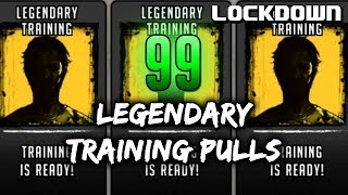 TWD RTS: 99x Legendary Training Pulls - The Walking Dead: Road to Survival