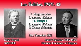 Franck: Les Éolides, Cluytens & NOB (1962) フランク アイオリスの人々 クリュイタンス