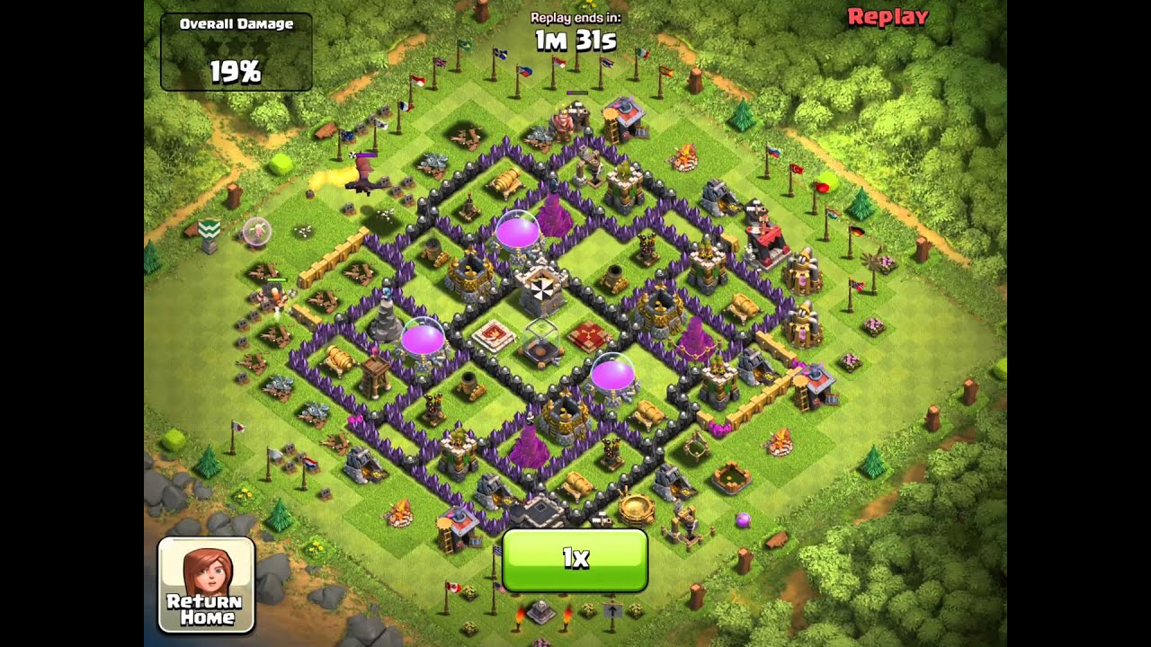 Clash of clans golem or giant best attack strategy 2015 minecraft