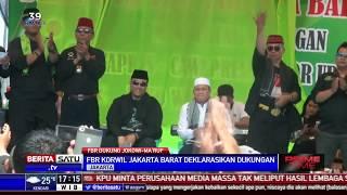 FBR Dukung Jokowi-Ma'ruf Amin