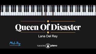 Queen of disaster - lana del rey ...