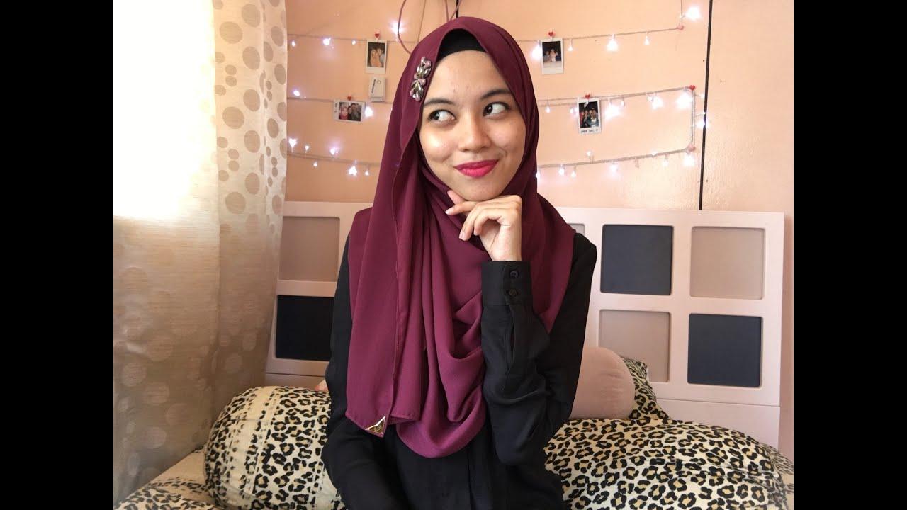 Casual Wear Shawl Tutorial Ieyraismail