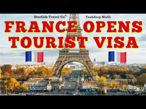 France Tourist Visa Opens (Shenegen) | Full Process | All Details (in Hindi)