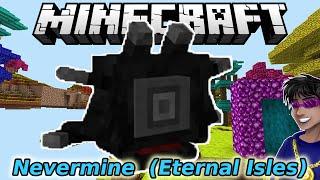 Обзор Eternal Isles (Nevermine) (часть 1) - Моды на Minecraft - Новый Divine RPG