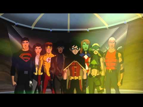 Young Justice - Team (Lorde)
