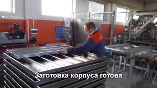 видео завод светодиодных ламп