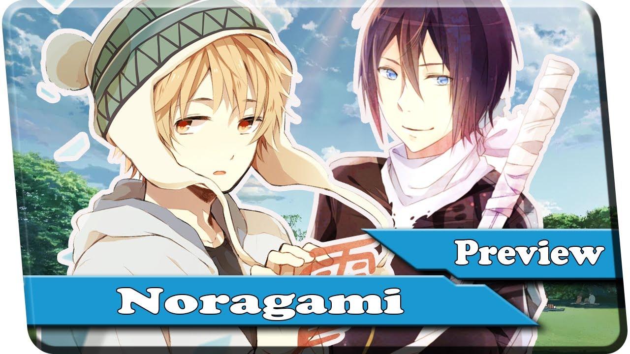 Noragami Deutsch