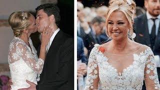 El gran ridículo de Belén Esteban en la boda con Miguel Marcos por su tremendo error