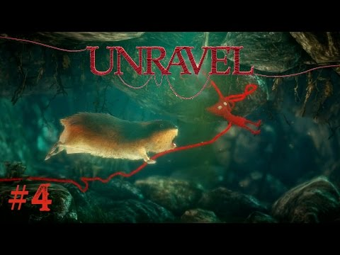 Unravel: Mountain Trek, Chapter 4 - most beautiful game 2016  
