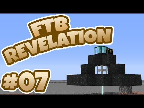 FTB Revelation - Ep 07 - Free Resources