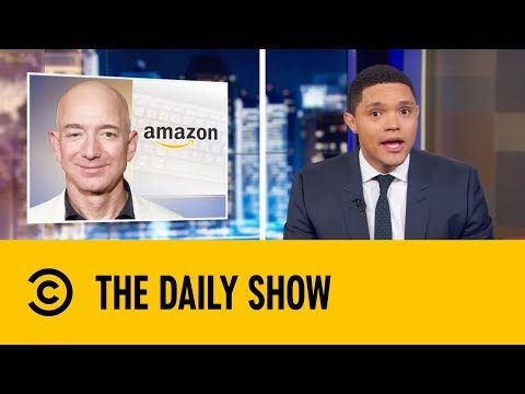 'Why Is The Richest Man In The World Sending Dick Pics?' | The Daily Show with Trevor Noah
