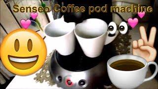 Philips Senseo coffee pod mach…
