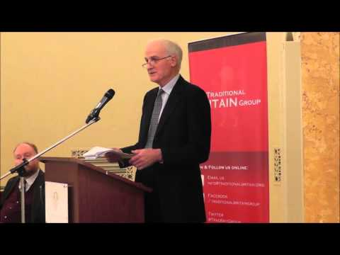 Quinlan Terry, CBE - Why Traditional Architecture Matters - Traditional Britain Conference 2015