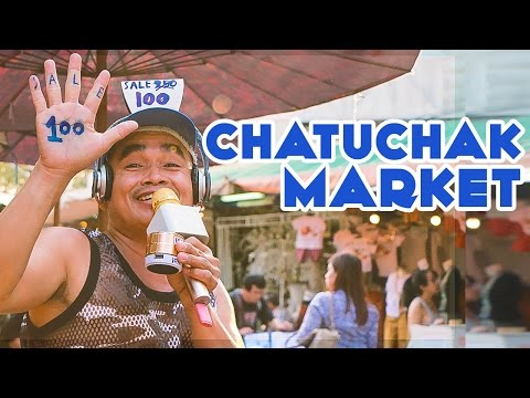 WHAT TO EXPECT AT THAILAND'S BIGGEST MARKET: CHATUCHAK