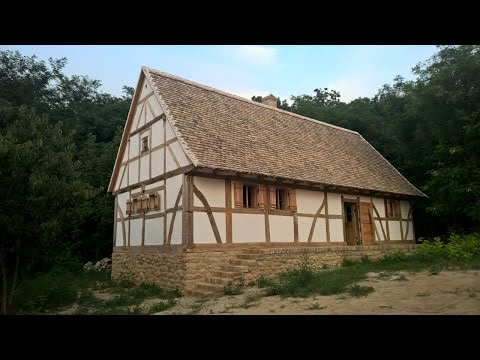 Travels with Spy: German Timber-Frame Houses [Part 2]