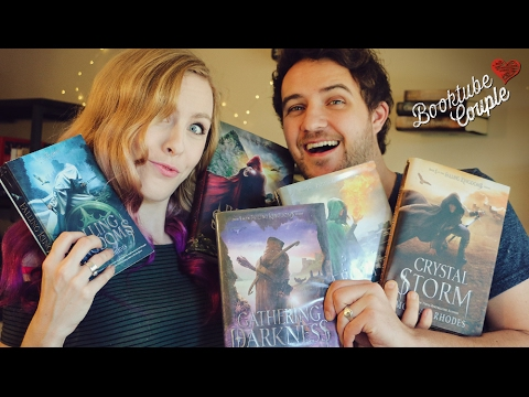 To Read or Not to Read Falling Kingdoms Series by Morgan Rhodes