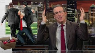 ALL THE JOKES Last Week Tonight with John Oliver - Impeachment - June 16 2019 S06E15 06/16/19