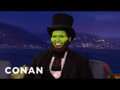 Adam Pally On His Latest Crazy Costume   CONAN on TBS