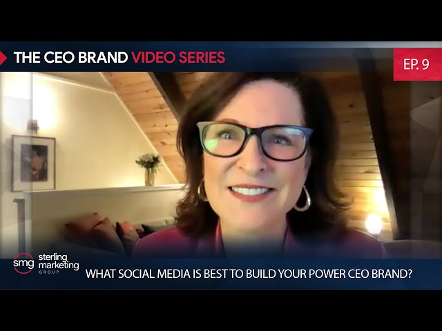 What Social Media Is Best To Build Your Power #CEOBrand?