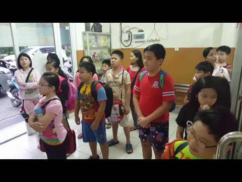 Hong Hua Mandarin Course