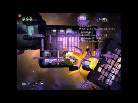 Let's Play Cargo Commander with Bormac 1