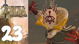 soy un ninja the legend of zelda breath of the wild capitulo 23