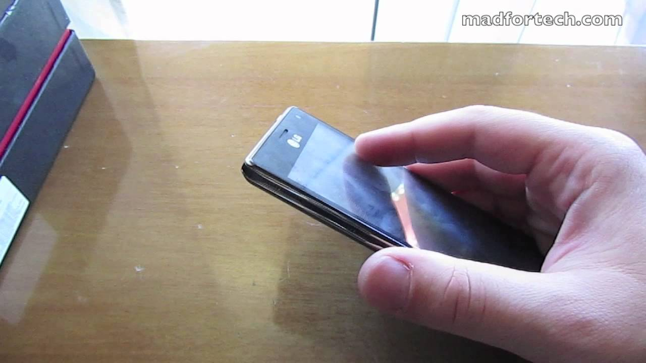 LG Optimus 4X HD (P880) Hands on review (Greek ...
