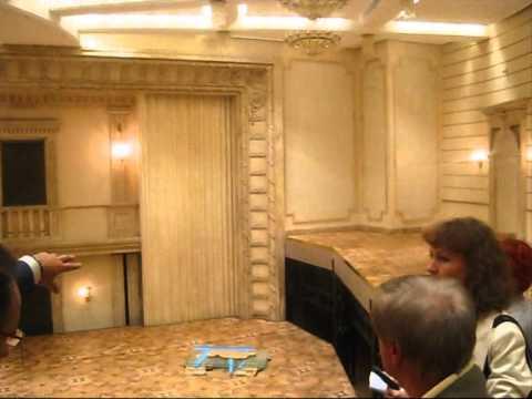 Бетховенский зал в Большом Театре