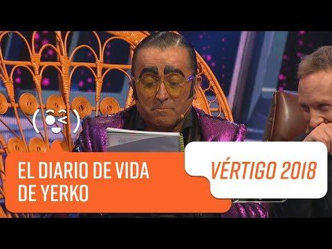 El diario de vida de Yerko   Vértigo 2018