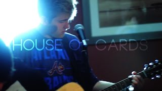 "Tyler Shaw - ""House of Cards"" - FM Reset Cover (Acoustic Session #4)"