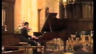 Dominic Irving plays Grieg's 'Wedding Day in Troldhaugen' (Edington Priory)