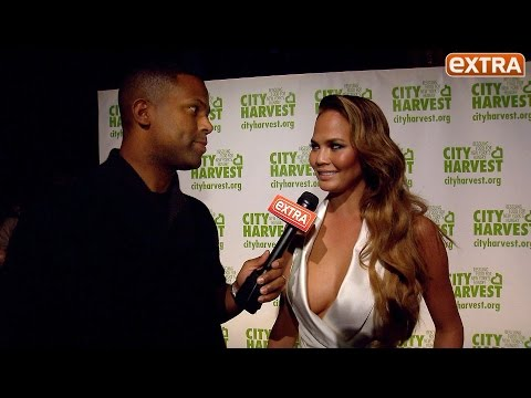 Chrissy Teigen on Her Wardrobe Malfunction That Caught Everyone's Eye… Including Bill Belichick's!