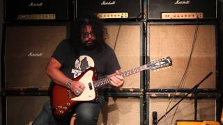 Vintage 1965 Gibson Firebird V 12 String - Sunburst - TundraMusic.com -  FOR SALE