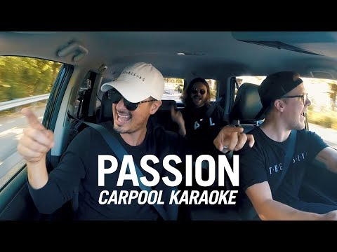 Passion Music Carpool Karaoke - The Rising's Got Talent