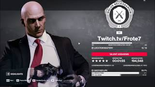 HITMAN 2 - Whittleton Creek - Silent Assassin Speedrun (1:55)
