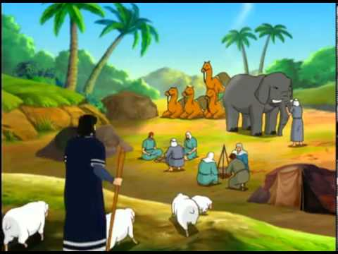 Moses In The Wilderness - Best Animated Christian Movie