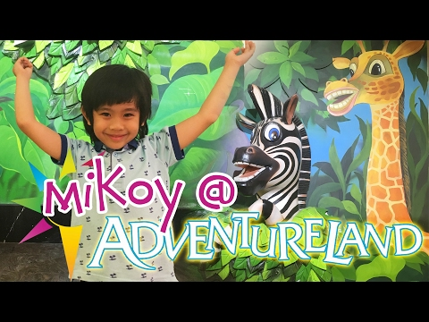 Mikoy's Adventure @ Adventureland, Sahara Center, Sharjah UAE