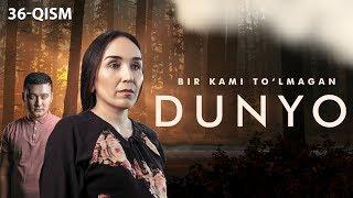 Bir kami to'lmagan dunyo (o'zbek serial) | Бир ками тўлмаган дунё (узбек сериал) 36-qism