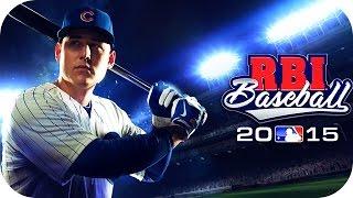 RBI baseball 15 pc gameplay (RUS)