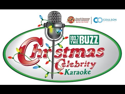 2015 Christmas Celebrity Karaoke - Heather Hoyt