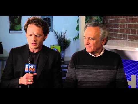 Anton Yelchin And Joe Dante Reveal The Cinephile Side To 'Burying The Ex' (Part 1/3)