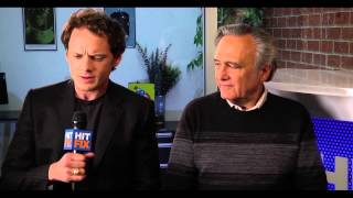 Anton Yelchin And Joe Dante Reveal The Cinephile Side To 'Burying The Ex' (Part 1/3)