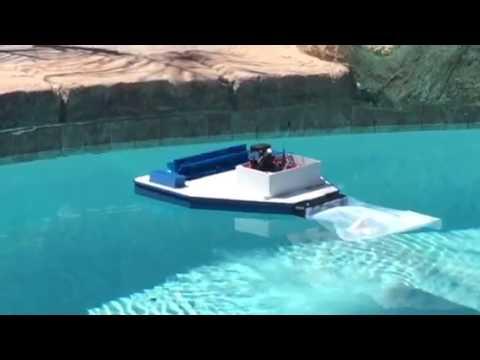 robotic pool skimmer youtube. Black Bedroom Furniture Sets. Home Design Ideas