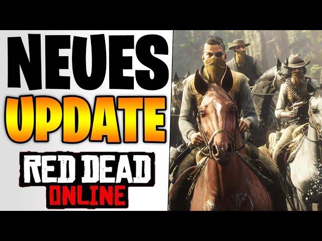 ICH MACHE MIR SORGEN UM DIE ZUKUNFT - Rockstars Finanzen Neues Update | Red Dead Redemption 2 Online