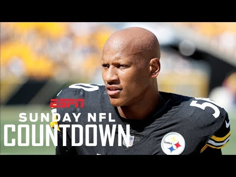 Ryan Shazier's tone-setting energy will be missed by Pittsburgh Steelers | NFL Countdown | ESPN