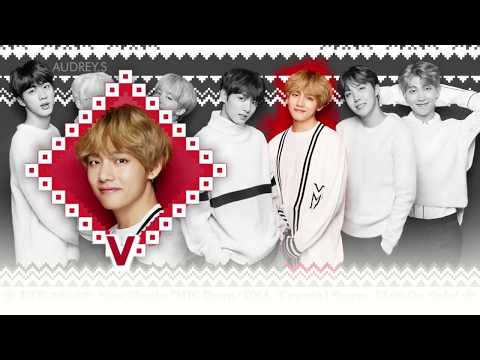 BTS 'Crystal Snow' - Romaji & Eng Lyric ( Lyrics Only  )