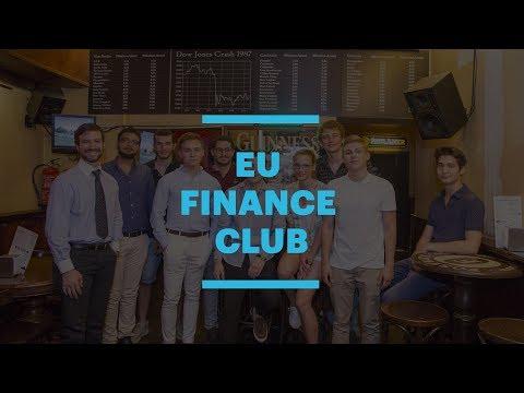 EU Finance Club at EU Business School Barcelona