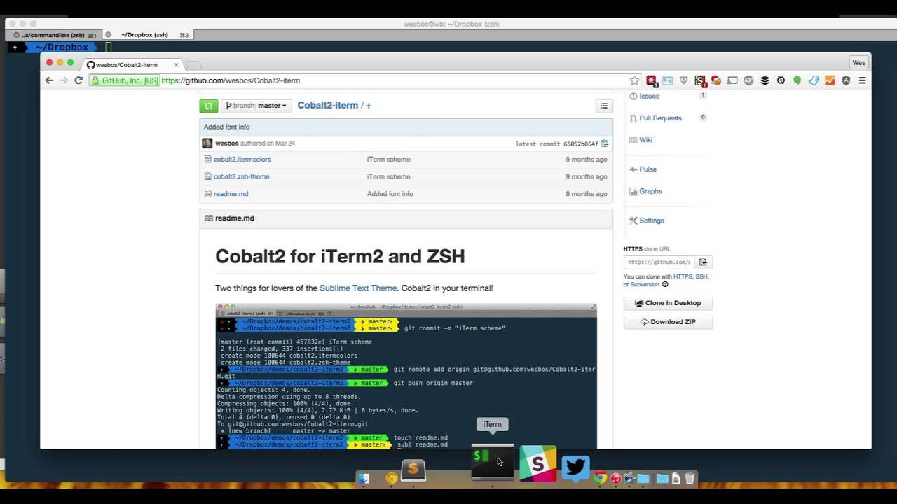 Custom Terminal Colours - Command Line Power User (5/11)
