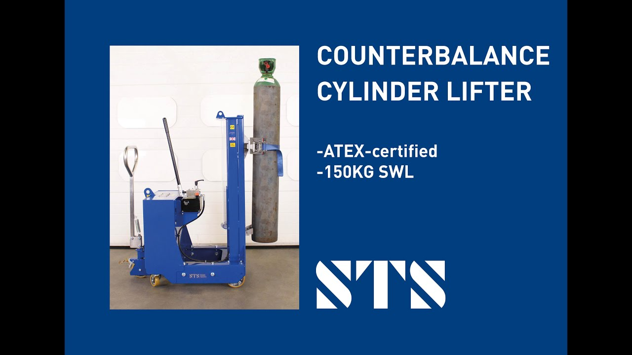 Counterbalance Cylinder Lifter (DTP08-150kg-R500-CA10)