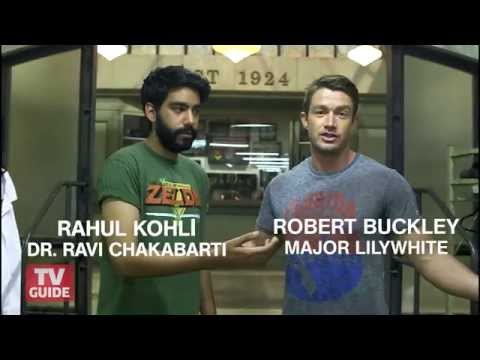 On the Set of iZombie: The stars give us a tour!
